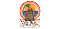 Valla Beach Tourist Park_logo_105x218